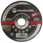 Nerūdijančio plieno pjovimo diskas 125x1.0x22.2 41 HQ (FSC1251022H)