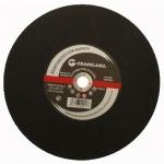 Nerūdijančio plieno pjovimo diskas 355x3.2x25.4  41 (FSC35532254)