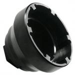Priekinės ratų ašies galvutė 133/145mm MAN TGA (AT9012)