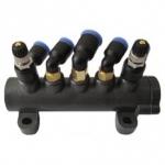 Ratų montavimo staklių complete 5-way valve[tilting]. Atsarginė dalis (PL5WVTILT)