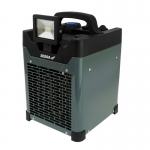 Elektrinis šildytuvas 3300W, bluetooth garsiakalbis, LED (DED9921XS)