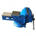Spaustuvas plieninis šaltkalviškas pasukamas - Lūpų plotis 125mm, 7.5kg(LTQG005)