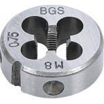 Sriegpjovė | M8 x 0.75 x 25 mm (M8X0.75-S)