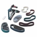 Vamzdžių šlifavimo įrankis METABO RBE12-180 INOX su priedų rinkiniu
