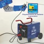 Kintamosios srovės suvirinimo aparatas Dedra DESa351 250A